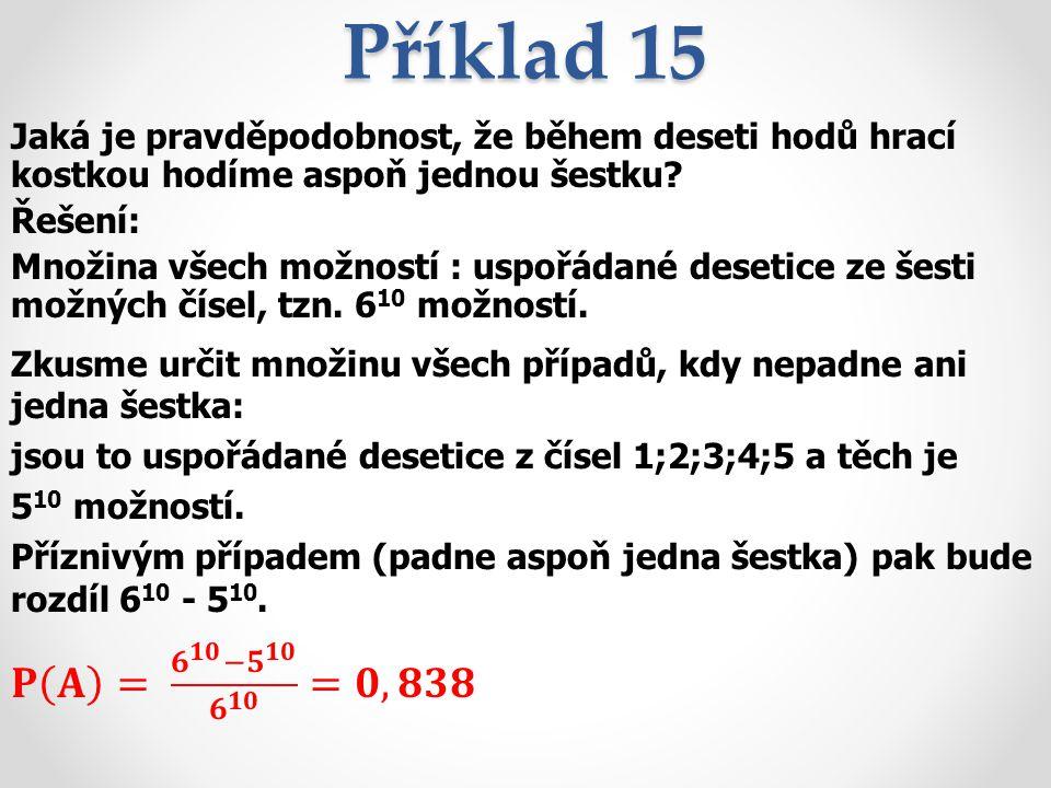 Příklad 15