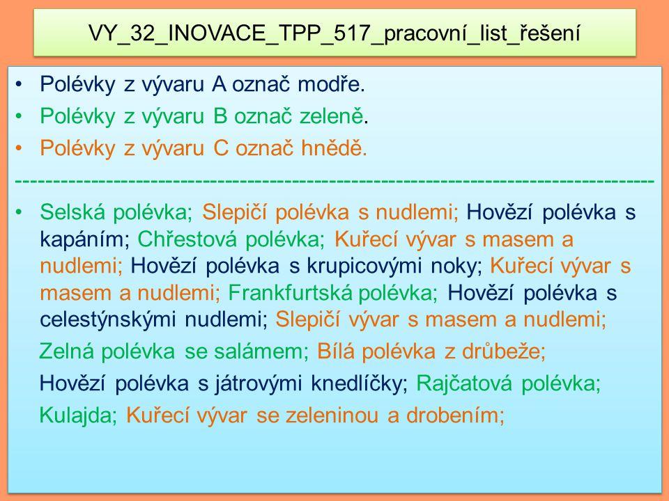 VY_32_INOVACE_TPP_517_pracovní_list_řešení