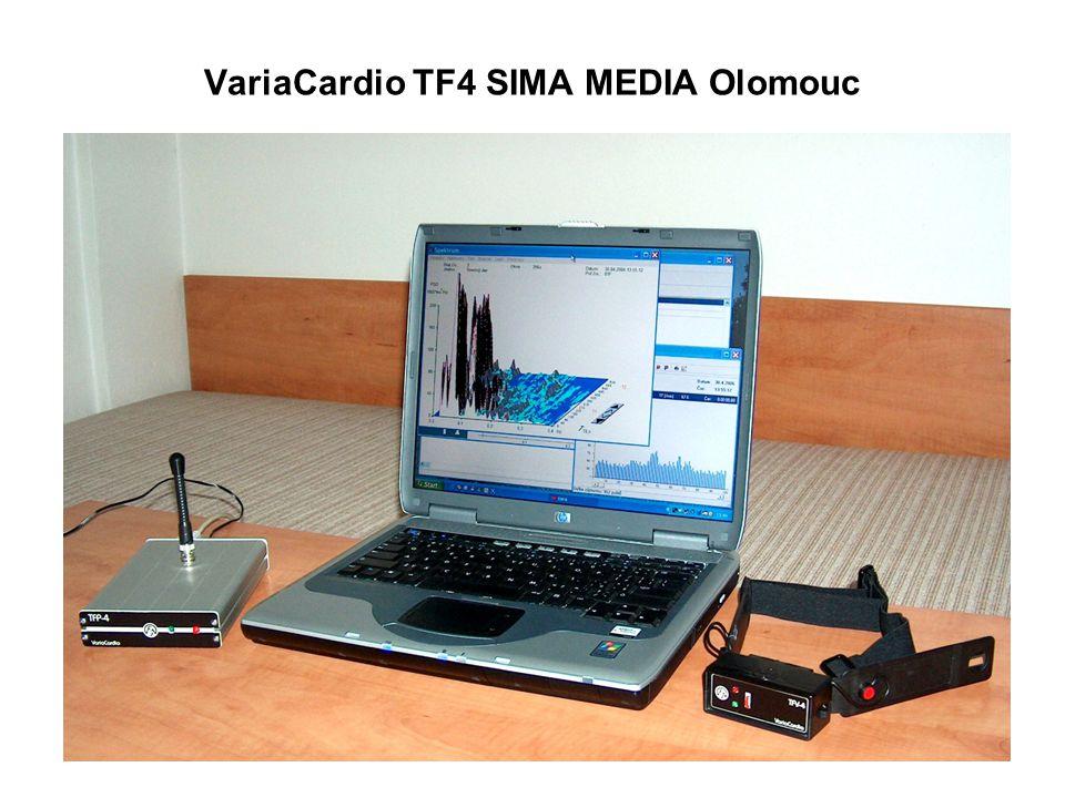 VariaCardio TF4 SIMA MEDIA Olomouc