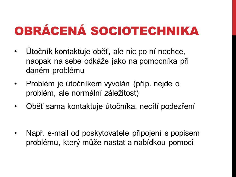 Obrácená sociotechnika