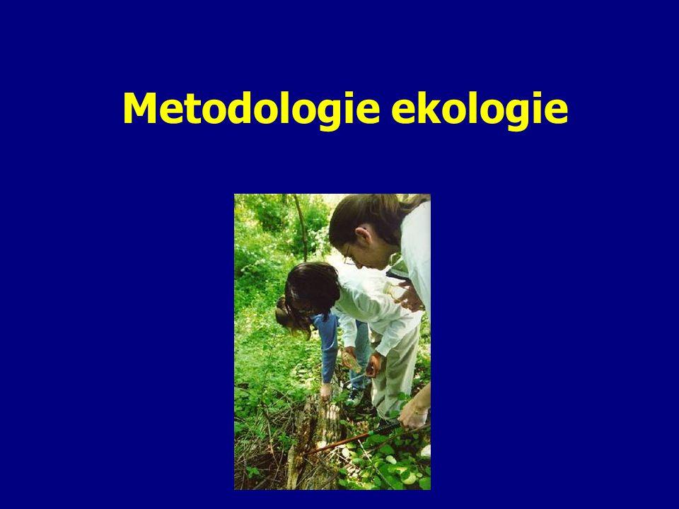 Metodologie ekologie