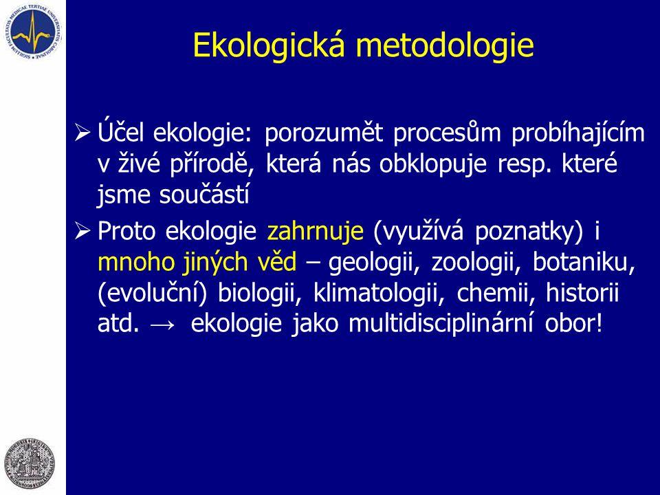 Ekologická metodologie