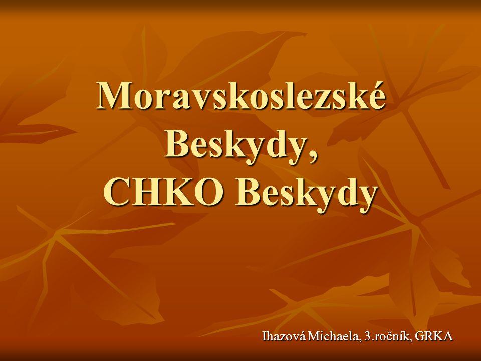 Moravskoslezské Beskydy, CHKO Beskydy