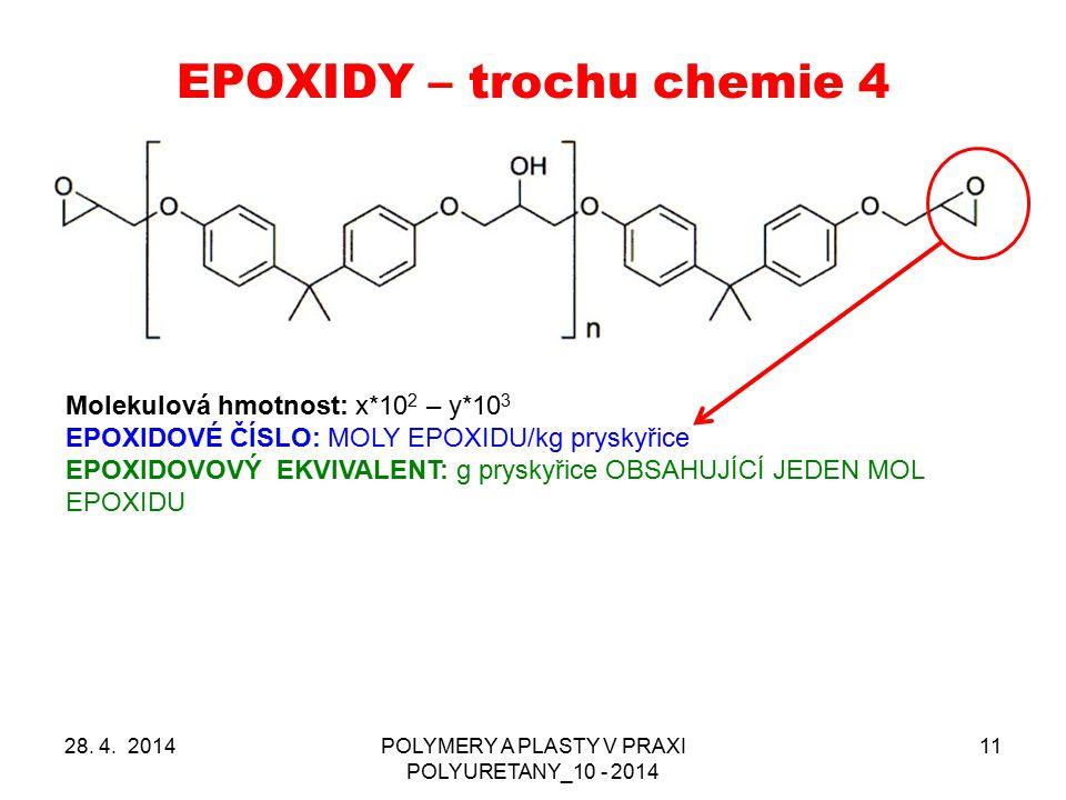 EPOXIDY – trochu chemie 4