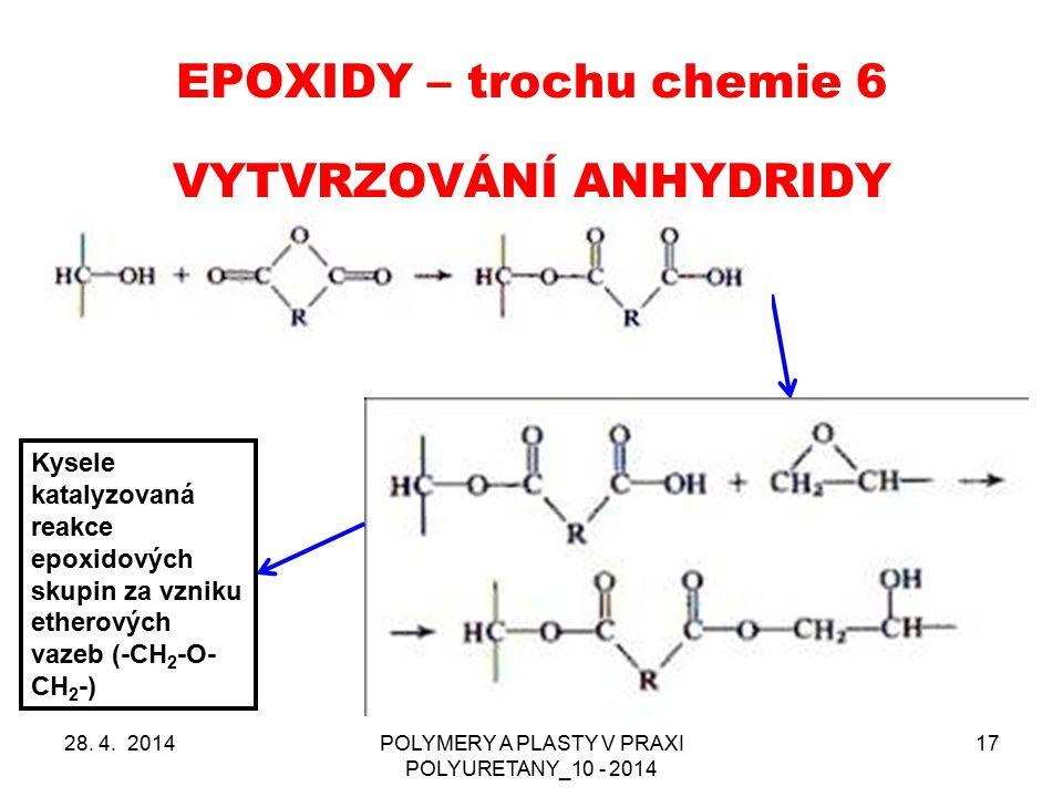EPOXIDY – trochu chemie 6