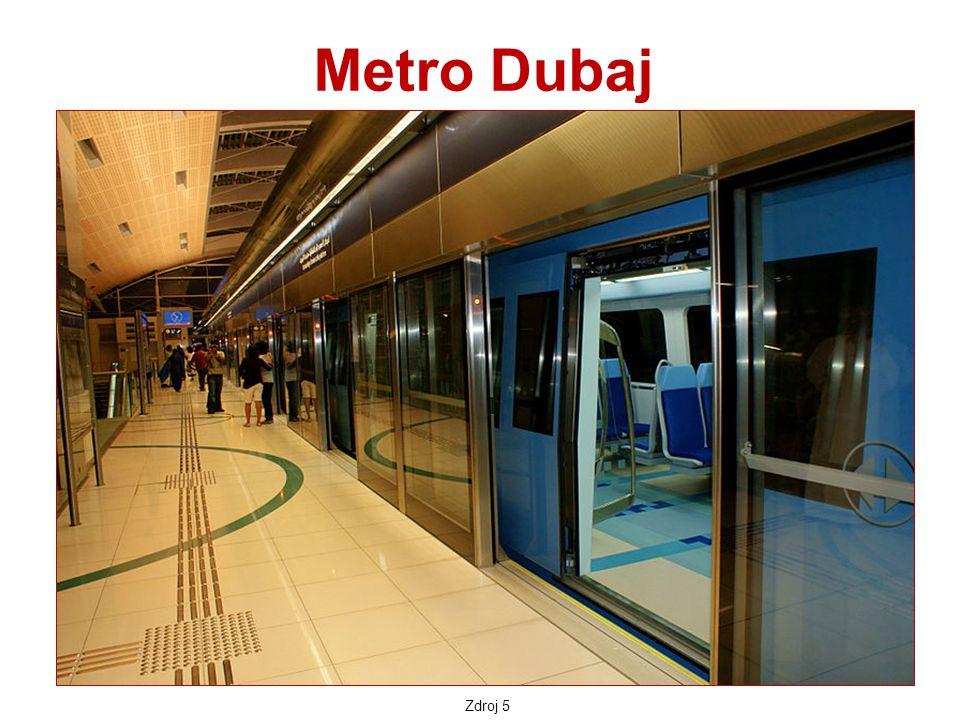 Metro Dubaj Zdroj 5