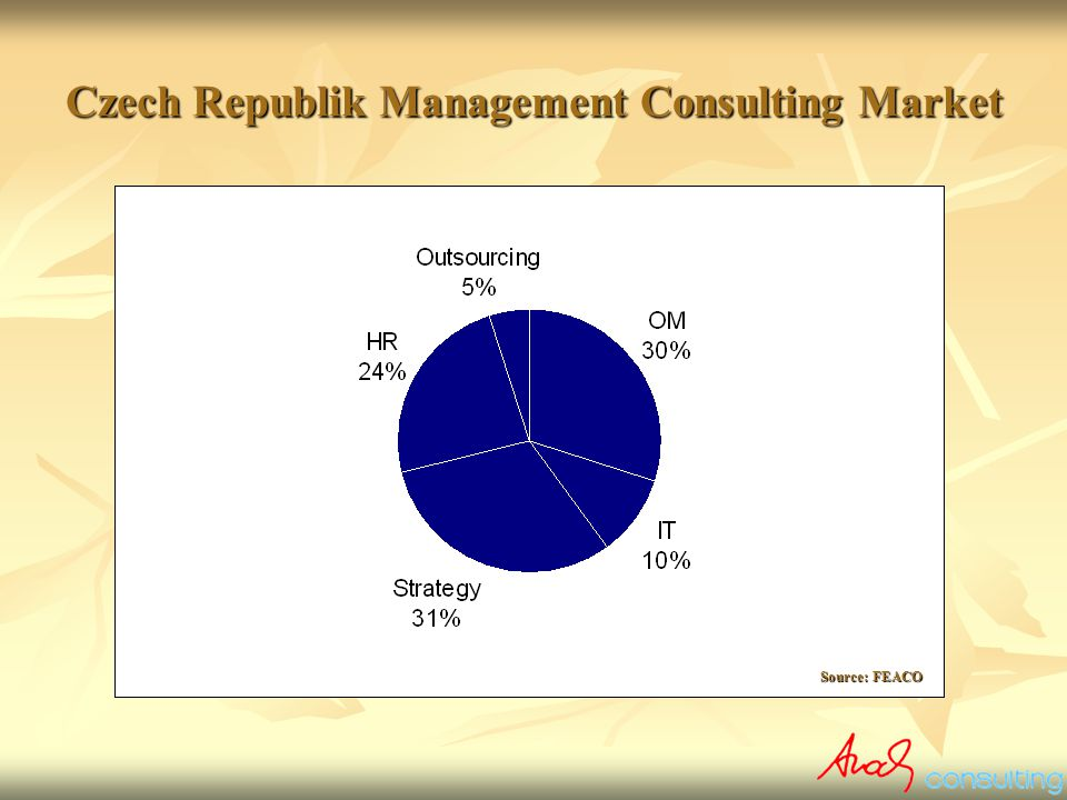 Czech Republik Management Consulting Market