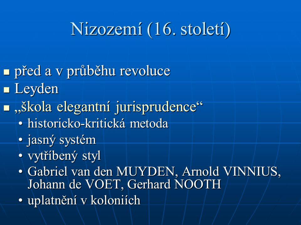 Nizozemí (16. století) před a v průběhu revoluce Leyden