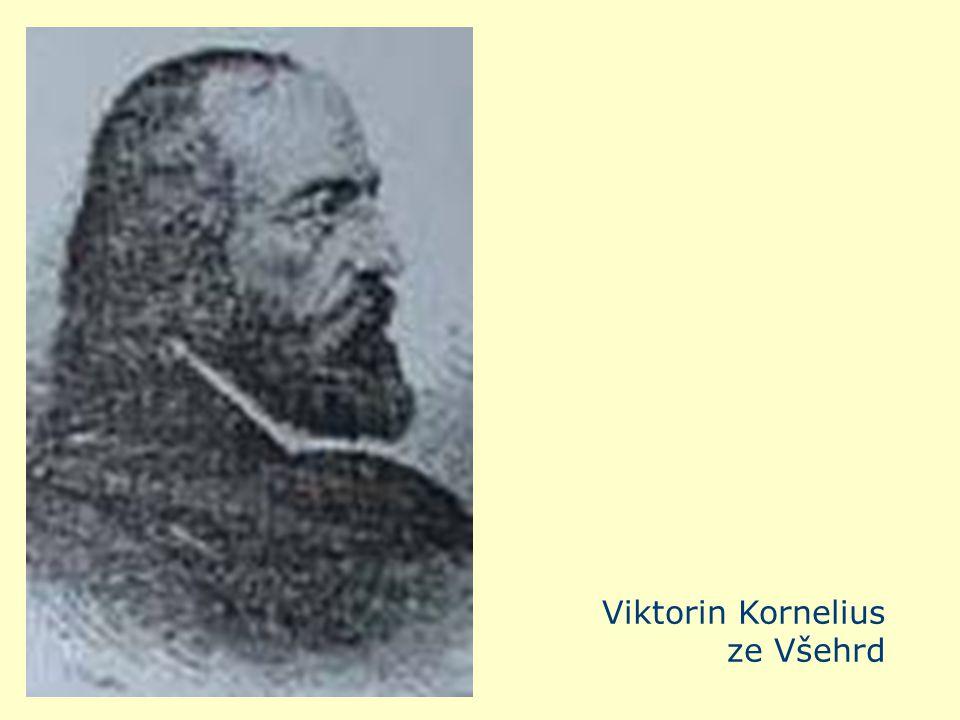 a Viktorin Kornelius ze Všehrd