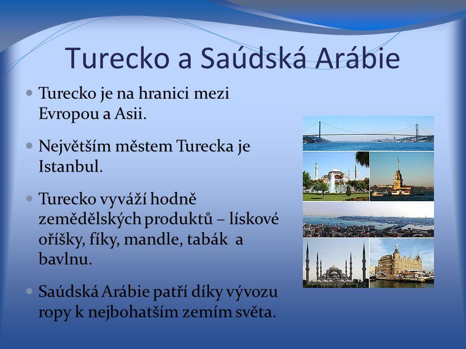 Turecko a Saúdská Arábie