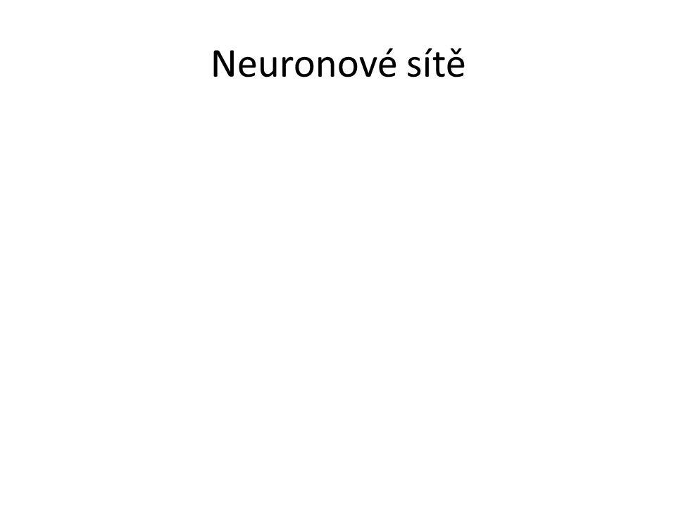 Neuronové sítě 27