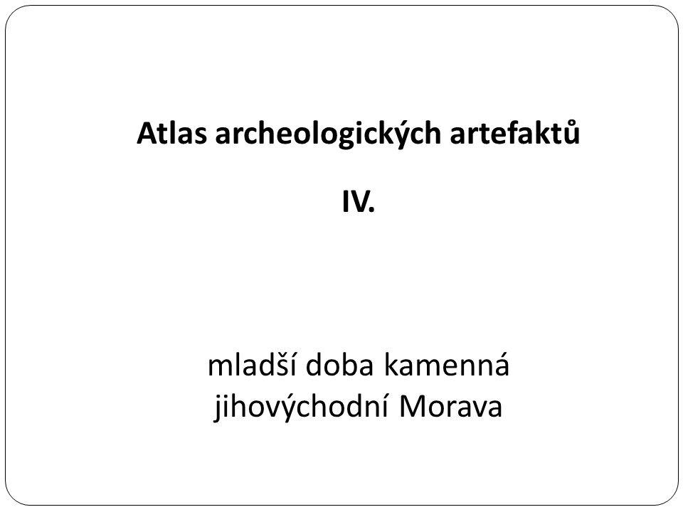 Atlas archeologických artefaktů IV