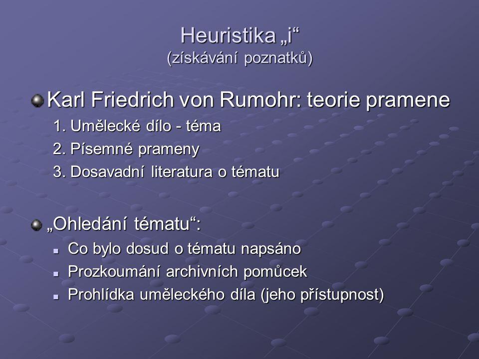 """Heuristika """"i (získávání poznatků)"""