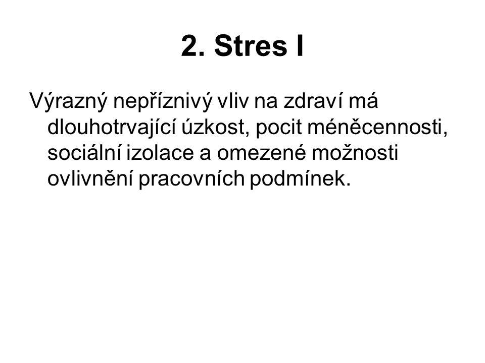 2. Stres I