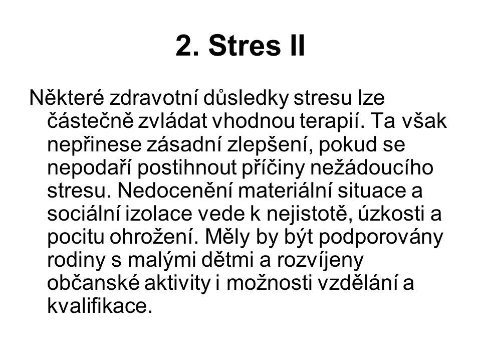 2. Stres II