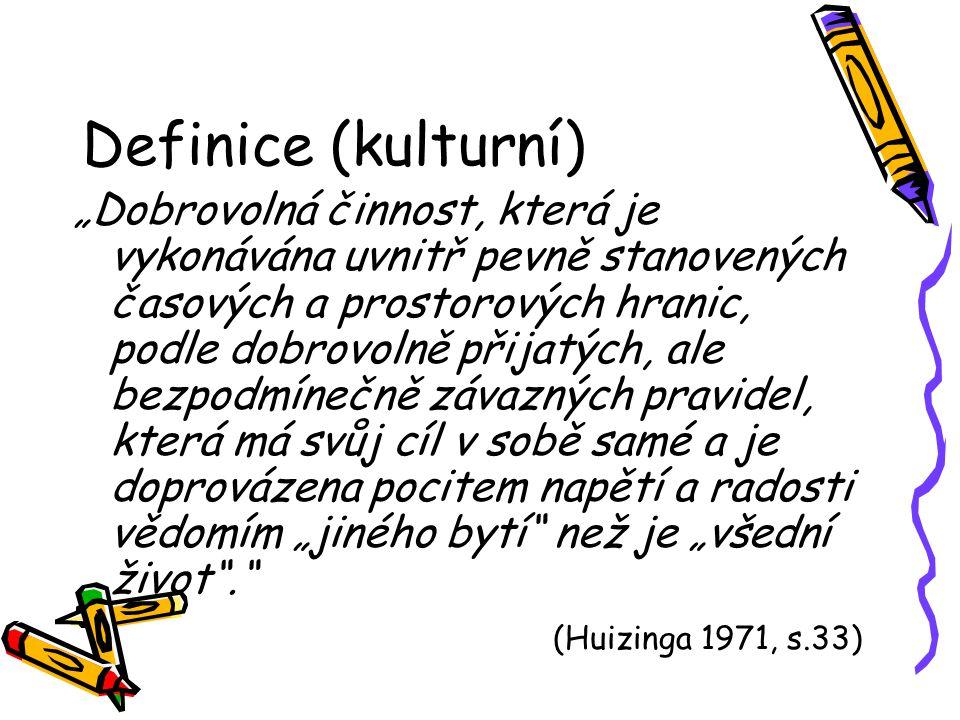 Definice (kulturní)