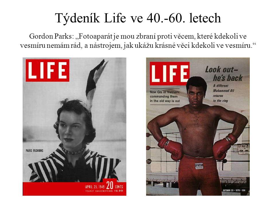 Týdeník Life ve 40.-60.