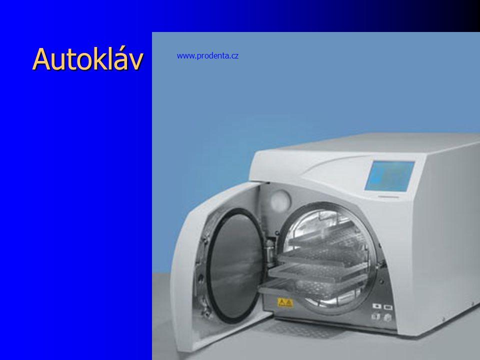 Autokláv www.prodenta.cz