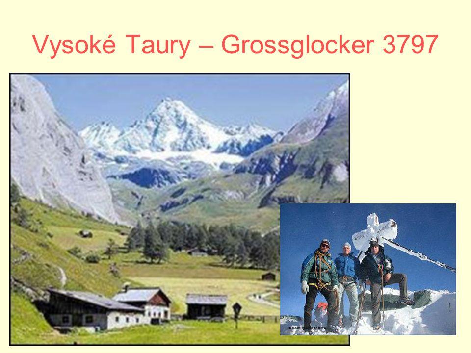 Vysoké Taury – Grossglocker 3797