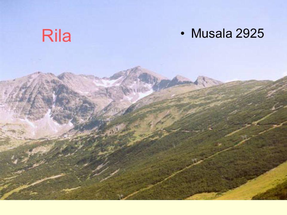 Rila Musala 2925