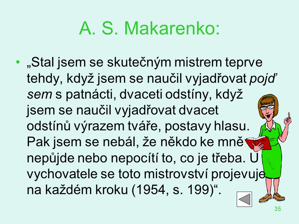 A. S. Makarenko: