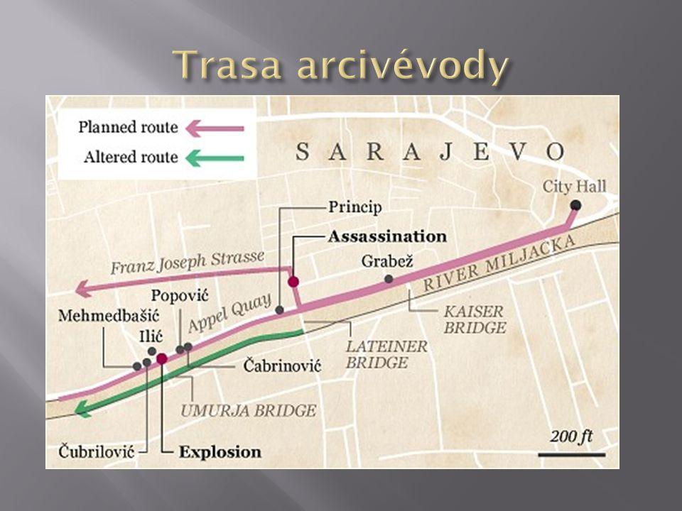 Trasa arcivévody
