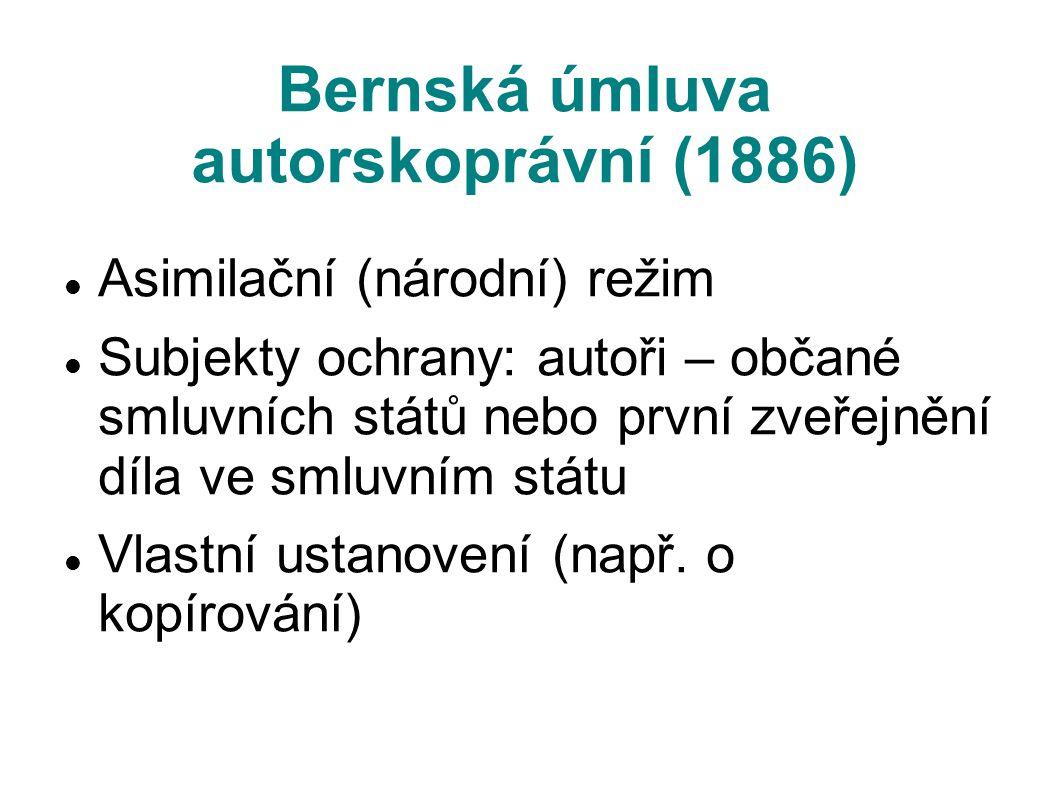 Bernská úmluva autorskoprávní (1886)