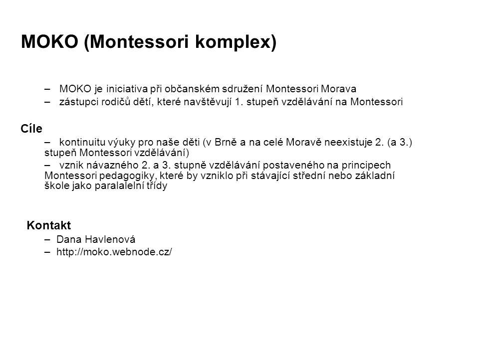 MOKO (Montessori komplex)