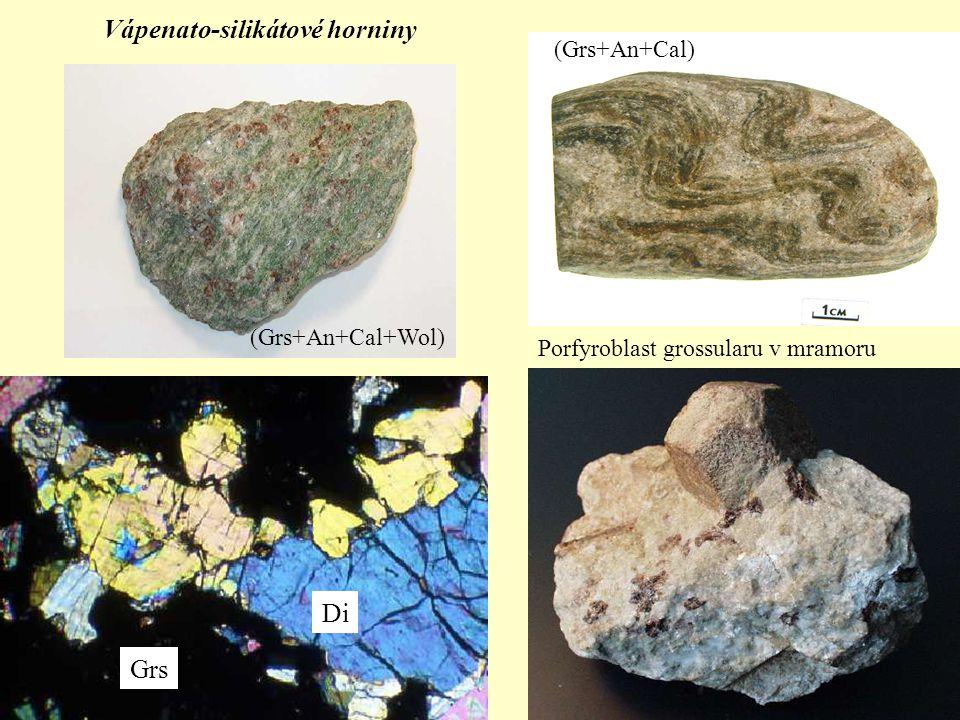 Vápenato-silikátové horniny