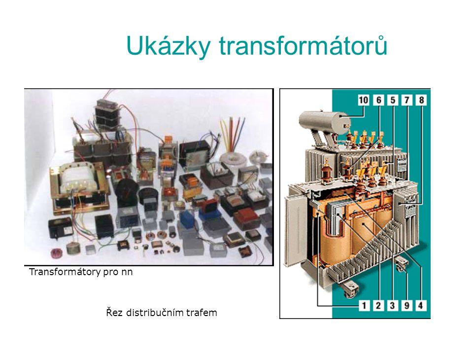 Ukázky transformátorů