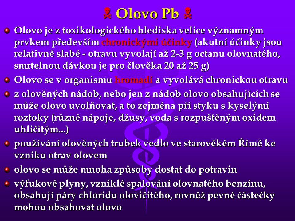  Olovo Pb 
