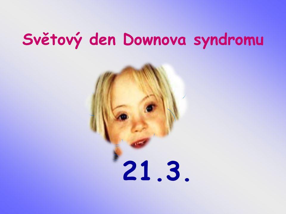 Světový den Downova syndromu