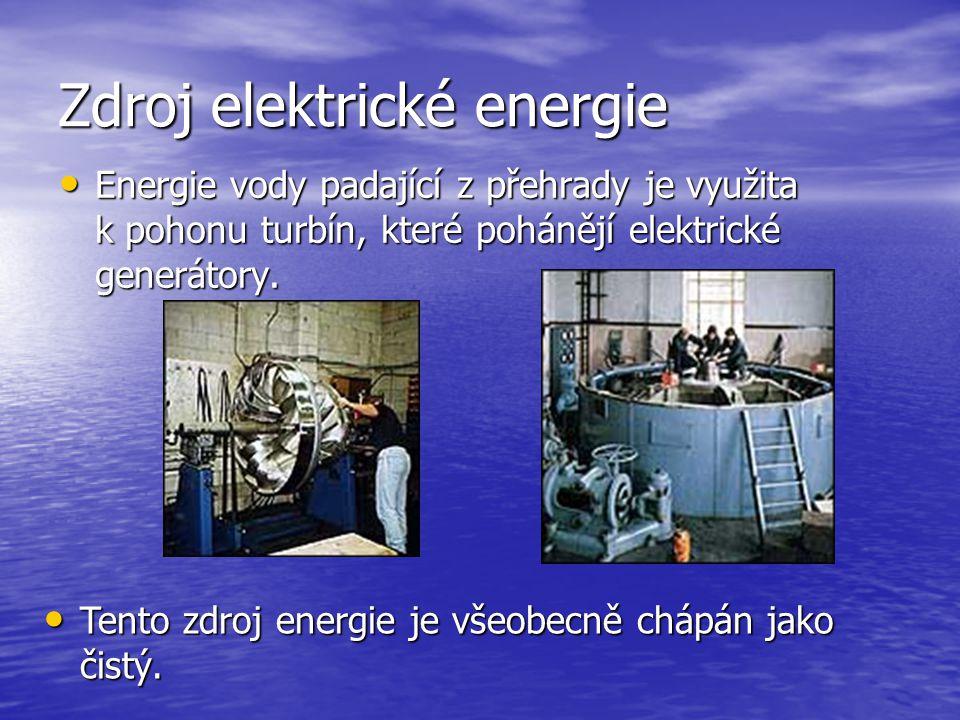 Zdroj elektrické energie