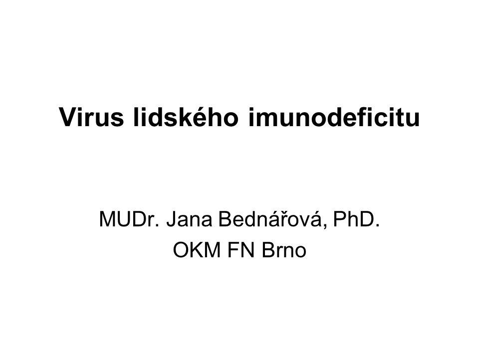 Virus lidského imunodeficitu