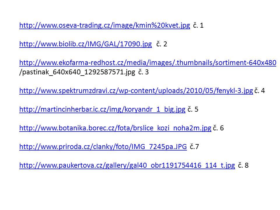http://www.oseva-trading.cz/image/kmin%20kvet.jpg č. 1
