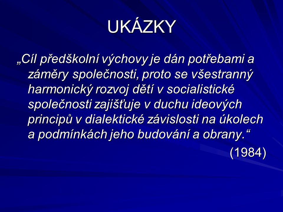 UKÁZKY