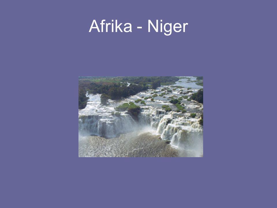 Afrika - Niger
