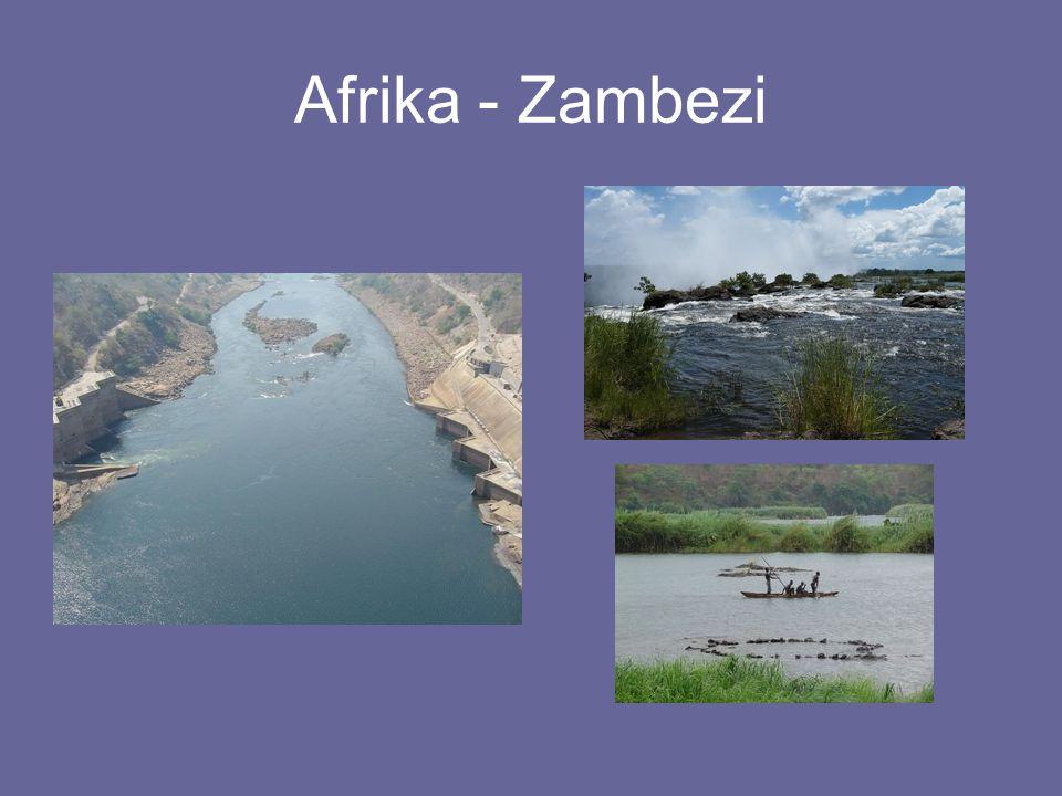 Afrika - Zambezi