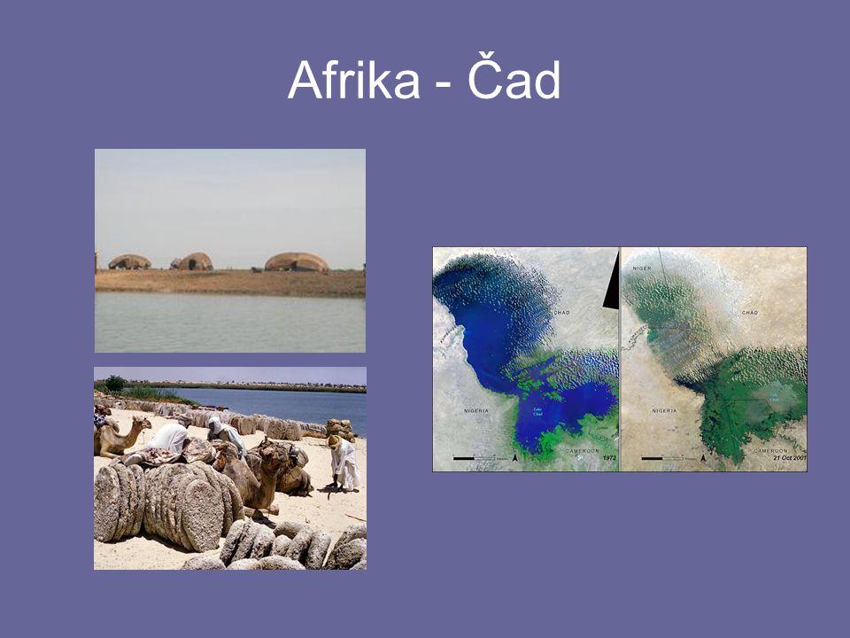 Afrika - Čad
