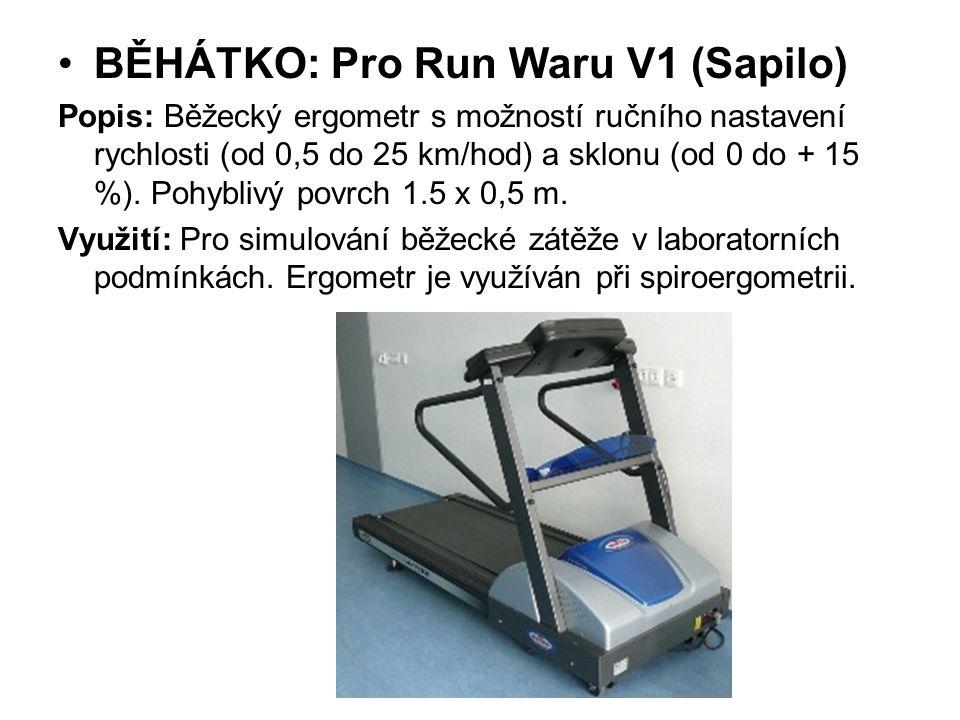 BĚHÁTKO: Pro Run Waru V1 (Sapilo)