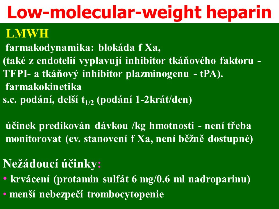 Low-molecular-weight heparin