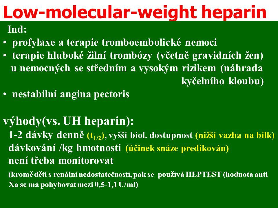 Low-molecular-weight heparin
