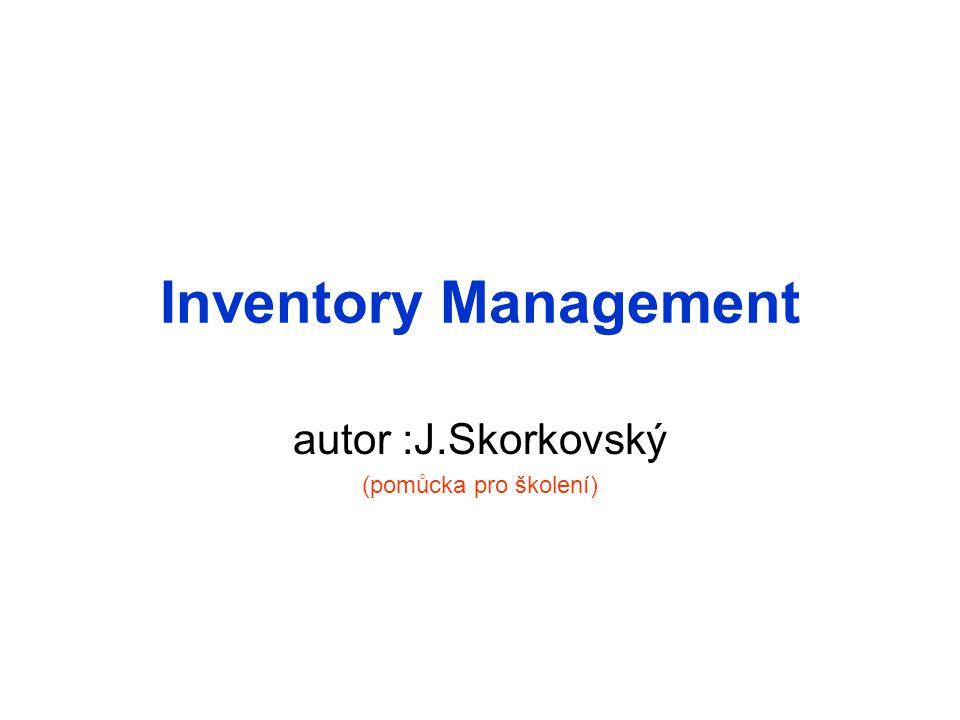 autor :J.Skorkovský (pomůcka pro školení)