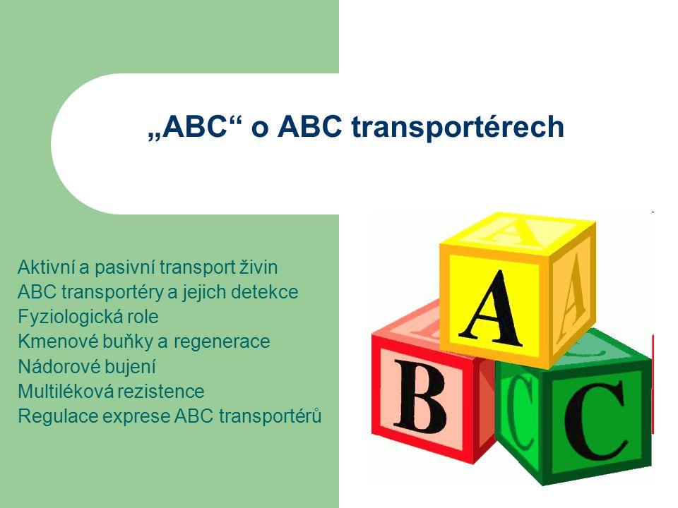 """ABC o ABC transportérech"