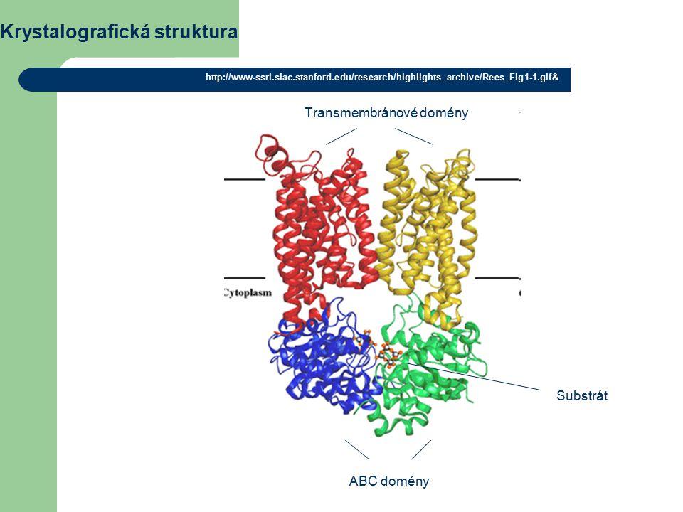 Krystalografická struktura