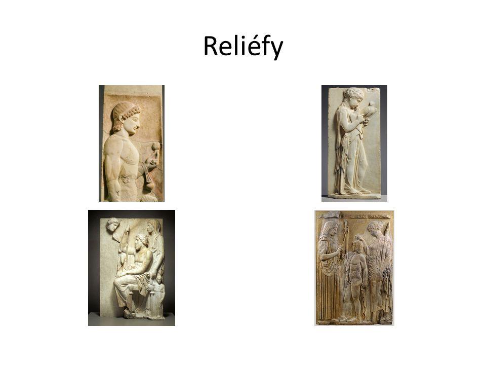 Reliéfy