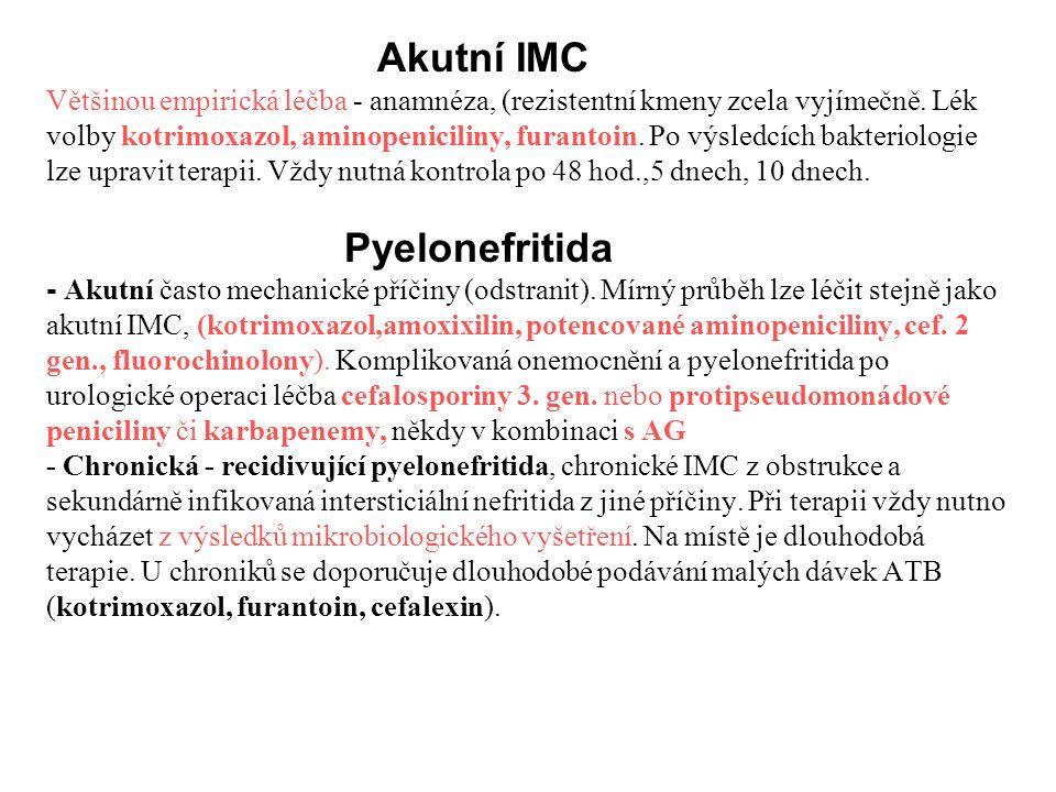 Akutní IMC