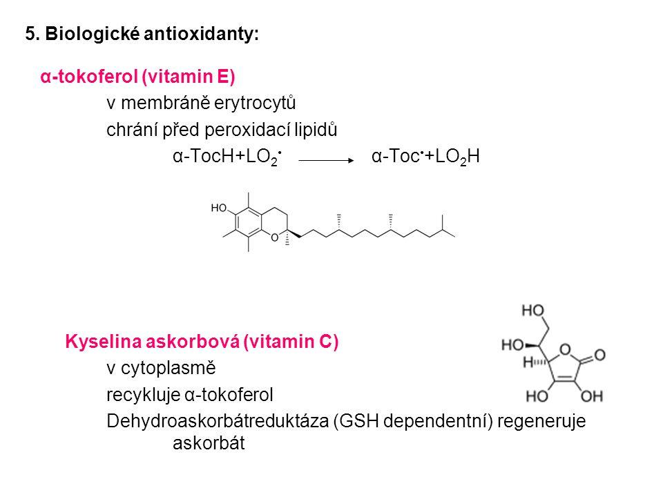 α-tokoferol (vitamin E)