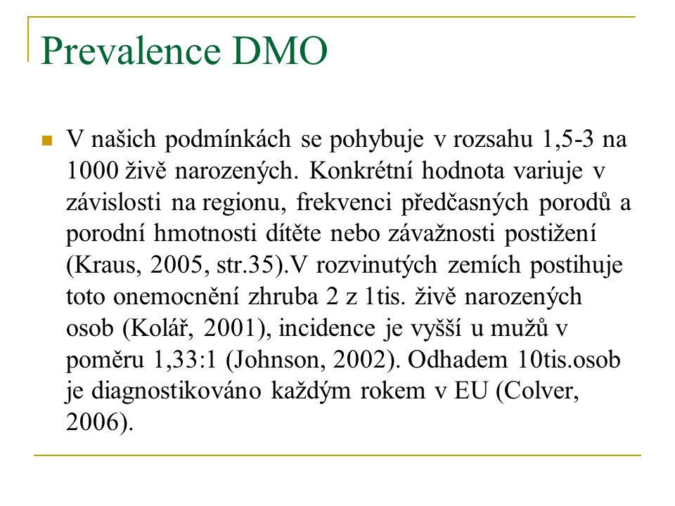 Prevalence DMO