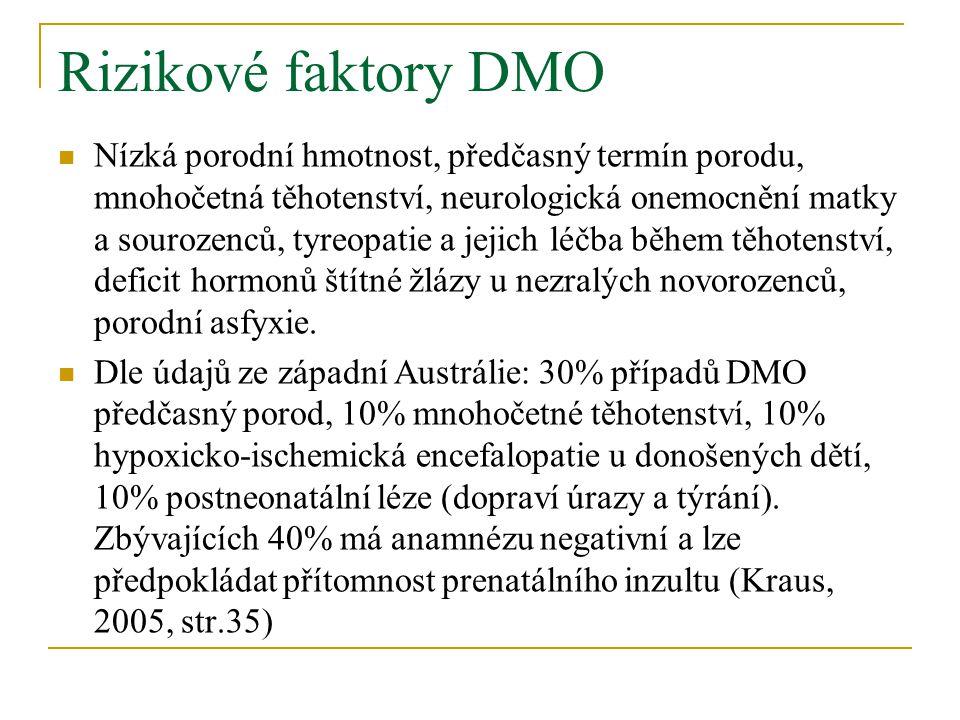 Rizikové faktory DMO